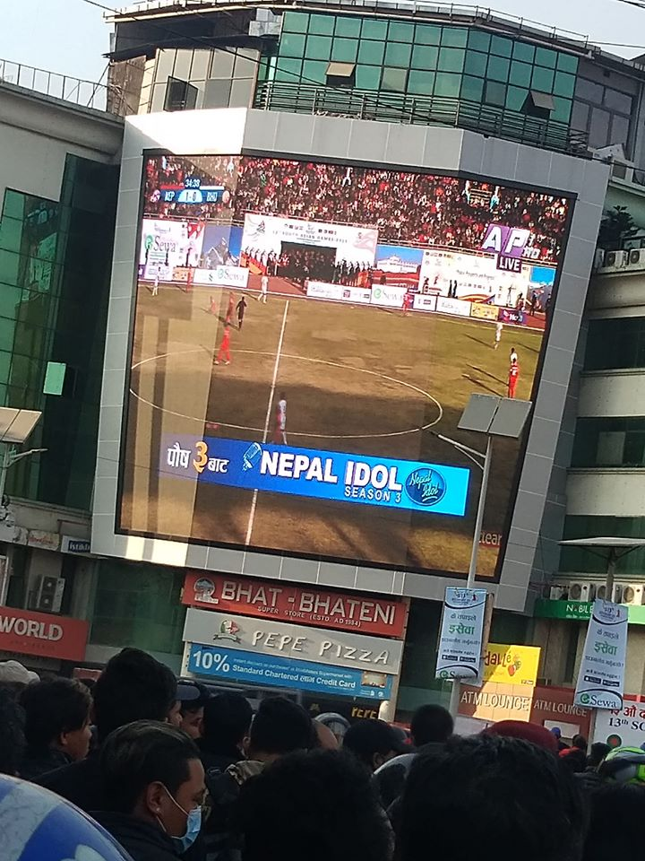 Ultra LED Display In Nepal