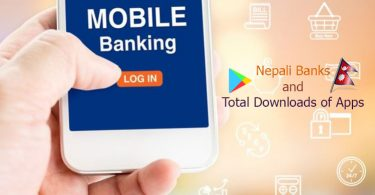 Most Downloaded Mobile Banking Apps in Nepal